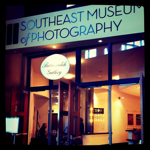 Southeast Museum of Photography in Daytona Beach